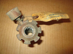 Water Pump Bushing And Packing Nut Flat Belt C Cc Case Tractor Case Nos