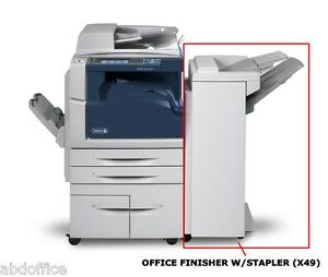 Xerox X49 Office Finisher With Stapler For Workcentre 5945 5955 Printers