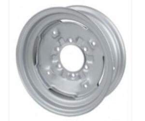 E6nn1007ba Front Wheel Tractor Rim 5 5 x16 For Ford 2000 4000 600 601 800 801