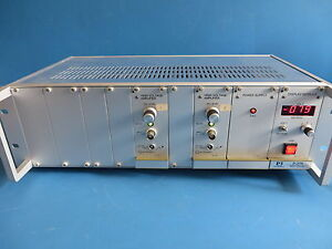 Physik Instrumente P 275 20 W P 275 Ptz Driver 2 E 107 High Voltage Amps