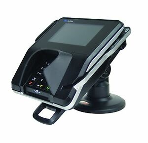 Verifone Mx915 mx925 3 Key Locking Compact Pole Mount Terminal Stand
