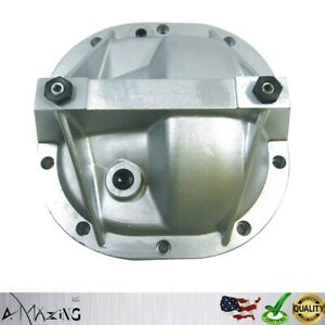 Premium Fit For Ford Mustang 8 8 Differential Cover Rear Girdle System Silver