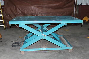 Lift Table Hydraulic