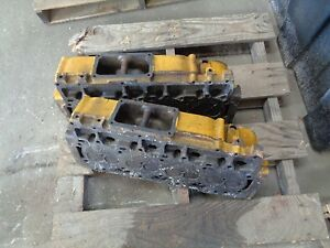 Cylinder Head Caterpillar 3208 4 Cyl Diesel Sold As Each
