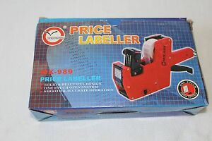Price Labeller Mx 989