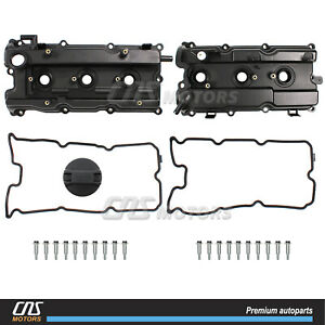 Valve Cover Gaskets Lh Rh For 02 09 I35 Altima Maxima Murano Quest 3 5l