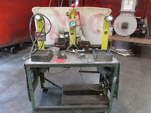 Pneumatic Assembly Table Generic Model Lot 2