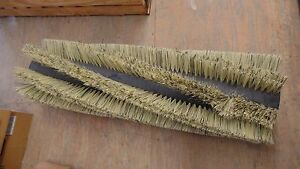 Replacement Power Sweeper Brush 7 Od 3 1 2 Bristles N o s