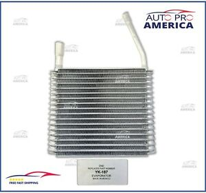 New Ac Evaporator Yk187 Fit 2003 2011 Ford Crown Victoria Mercury Grand Marquis