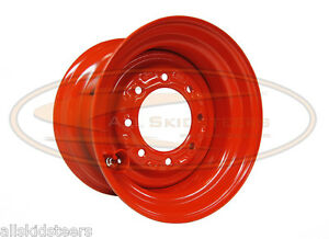 For Bobcat S220 S250 S300 Skid steer Wheel Rim For Tire Size 12 16 5 12x16 5