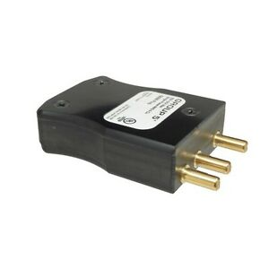 G100m Group 5 Stage Pin Connector Male 100 Amp 125v Plug Black