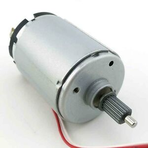 Large Torque 545 Dc Motor Wind Power Generator Low Noise Motor 3v 24v Diy