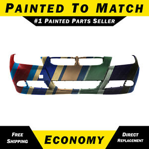 New Painted To Match Front Bumper Cover For 2006 2007 2008 Bmw 3 Series