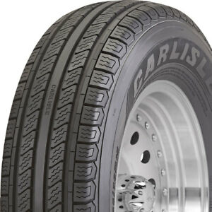 St205 75r15 8 Ply Carlisle Radial Trail Hd Trailer Tires Set Of 2