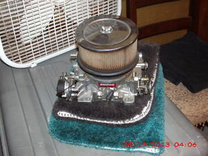 Edelbrock Performance Carburetors