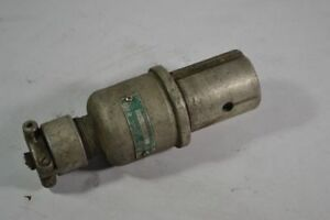 Appleton Adp6033 b Pin And Sleeve Plug 60a Used