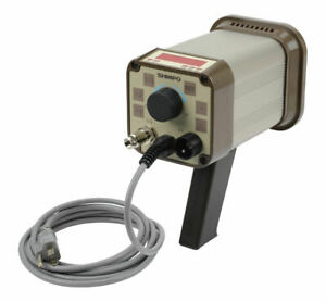 Shimpo Dt 311a Heavy Duty Ac Powered Stroboscope 115 Vac High Accuracy