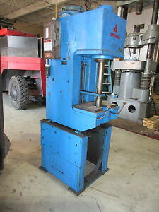 Multipress 8 Ton C frame Hydraulic Press