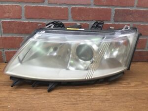 03 04 05 06 07 Saab 9 3 93 Xenon Hid Driver Left Lh Headlight Lamp Oem