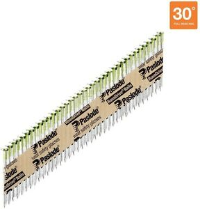 Framing Nails Ring Shank Paper Tape 30 Degree 2 In X 0 113 gauge 2 000 pack
