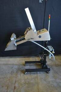 Streamfeeder St 1250 Pro Series Vacuum Friction Feeder W stand 3