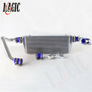 Fmic Upgrade Bolt On Front Mount Intercooler Kit For Audi A4 1 8t B5 98 01 Bl