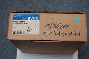 Durant Eaton Eclipse Dc Voltmeter Volt Panel Meter Ac Power 57711400
