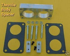 1987 1995 Ford Bronco F150 Throttle Body Spacer 5 0l 5 8l V8 Fits Bronco