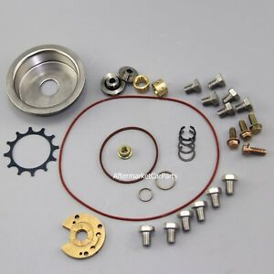 Upgrade 360 T3t4 Tc03 Tco3 Tb03 Tbo3 Turbo Rebuild Repair Kit For Saab 9000 2 0l