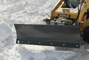 Ffc Skid Steer Snow Blade Attachment 72 Hydraulic Angle