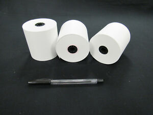 Star Sp700 3 X 165 Bond non thermal Pos Paper 100 New Rolls free Shipping