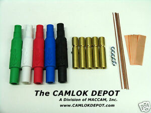 Camlok 8 4 Female Only In Line Three Phase Kit