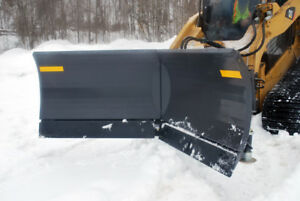 Skid Steer V plow Snow Plow Attachment 108 Ffc