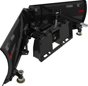 Skid Steer V plow Snow Plow Attachment 60 Ffc