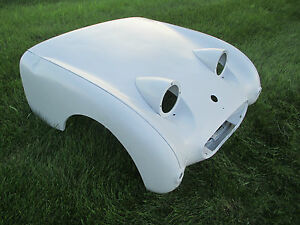 Nice Reconditioned Complete Oem Bonnet Assembly For Austin Healey Bugeye Sprite