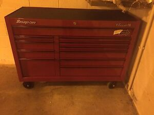 New Snap On Tool Chest