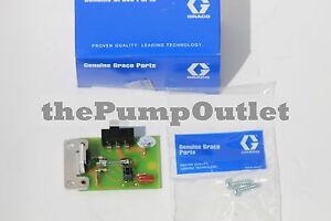 Graco Magnum Dx Sprayer Control Board Repair Kit 245079 245 079 oem expedited