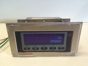 Guaranteed Rice Lake Weighing Systems 520 Controller Panel Meter 520 2a 68715
