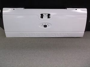 F250 F350 Step Tailgate Primed Shell Super Duty 99 2016 Reuses Your Mechanicals