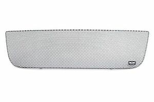 2001 2003 Ford Ranger Edge Grillcraft Silver Upper Grille Mx Series Grill