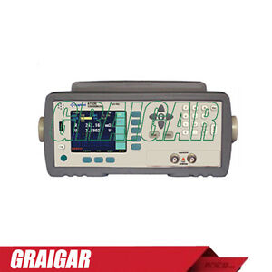 At526 Battery Internal Resistance Tester Ac Low Ohm Meter 32dgt Arm Micro