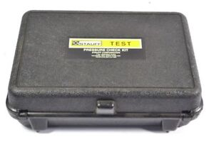 Stauff Smb20 b1 Test Pressure Check Kit As Is