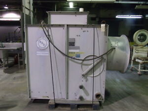 Baltimore Aircoil Cooling Tower Model Fxt 16cr