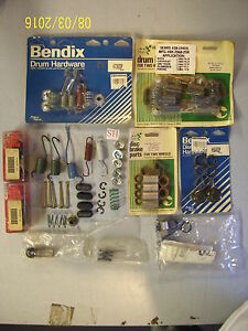 Chevy Brake Parts And Miscellaneous Parts Lot New
