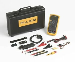 Fluke 88 V a Kit Automotive Multimeter Combo Kit 1000 V Ac And Dc 88 5 a kit