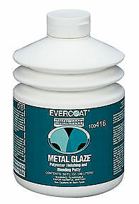Evercoat Metal Glaze Finishing Putty Pump 416 30oz