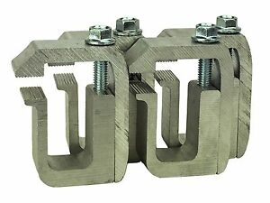 G 1 Clamp 4pk For Mounting Truck Cap Camper Shell Topper On A Short Bed Pickup