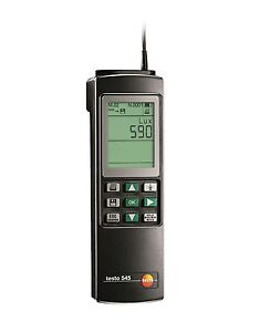 Testo 545 Precise Light Meter data Logger 0 100 000 Lux 0560 0545