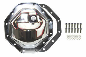 Chrome Steel Dodge Chrysler Jeep 12 Bolt 9 5 Rg Diff Differential Cover