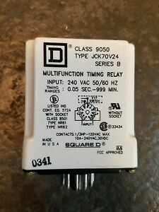 Square D Time Delay Relay Jck70v24